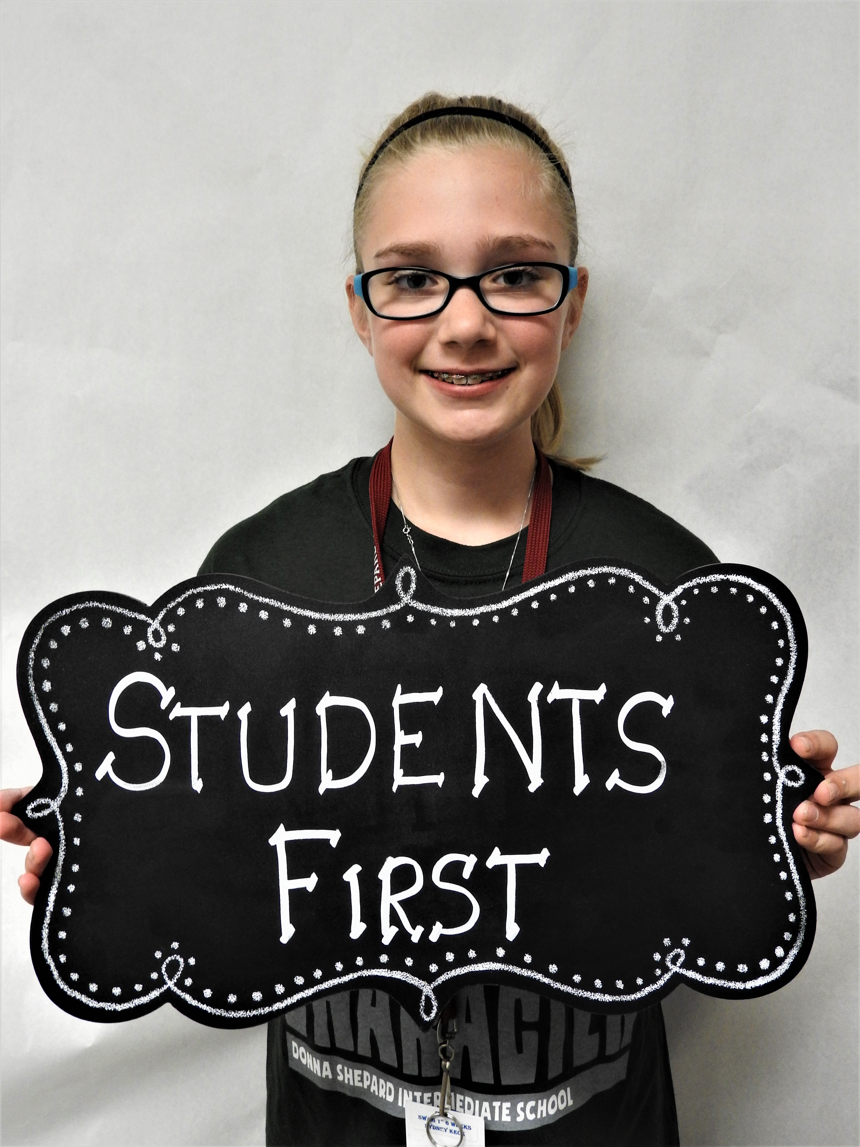 Sydney Keck - Students First